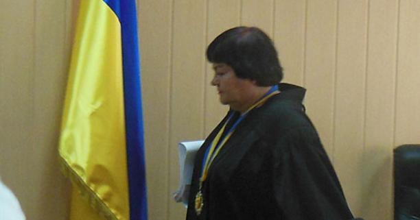 Судья Наталья Овчаренко задержана «на горячем»