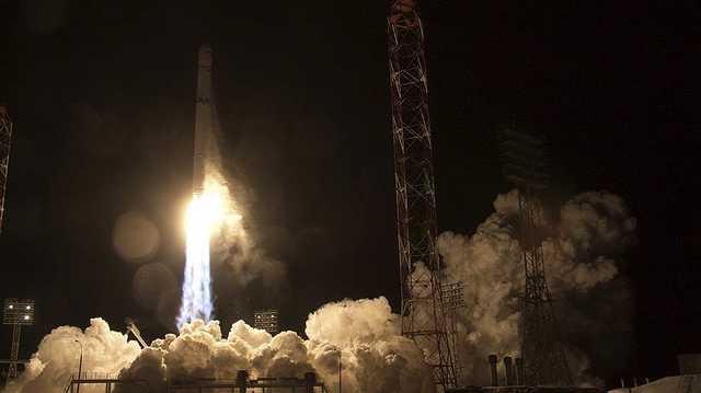 AngoSat-1 ушел из зоны видимости