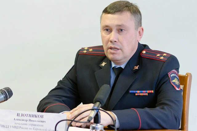 Главного кировского гаишника записали в ОПС